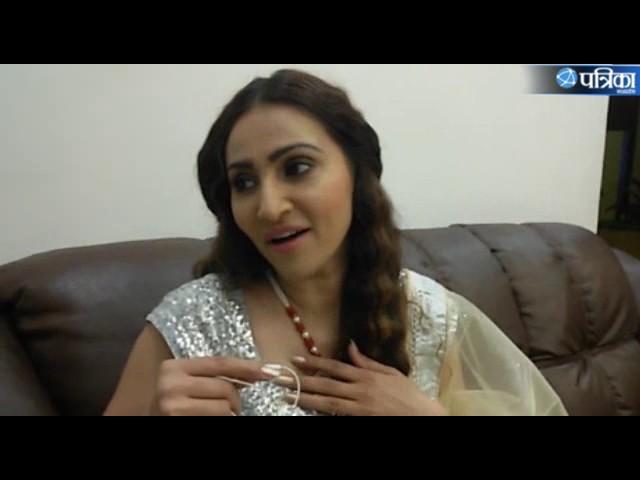 Television Actress Rishina Kandhari Exclusive Interview By Patrika