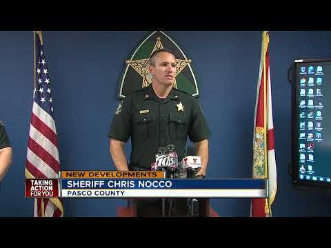 Former Pasco deputy arrested a second time for tampering with evidence while on duty