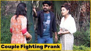 Cheating on Girlfriend Prank Ft. Shweta Tripathi (Gone Kesh) | The HunGama Films