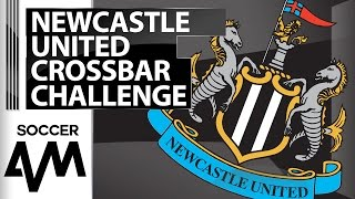 Video Crossbar Challenge - Newcastle United download MP3, 3GP, MP4, WEBM, AVI, FLV Januari 2018