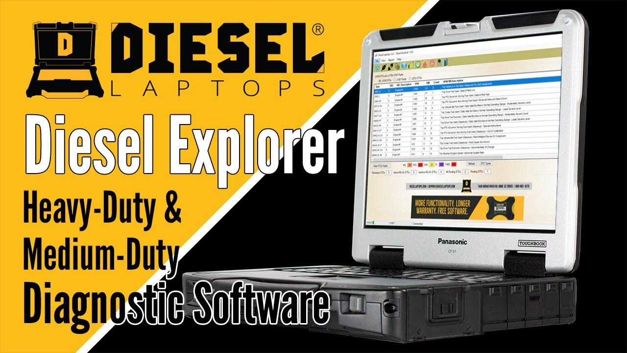 Diesel Explorer