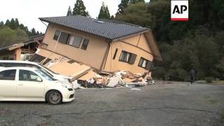 Japan - search for quake missing in Minamiaso | Editor's Picks | 17 Apr 16