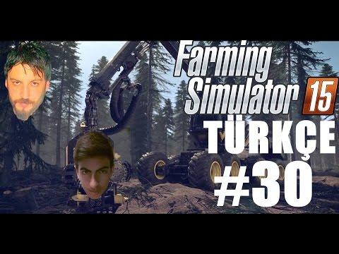 Farming Simulator 15 Türkçe Multiplayer | Silaj | Bölüm 30