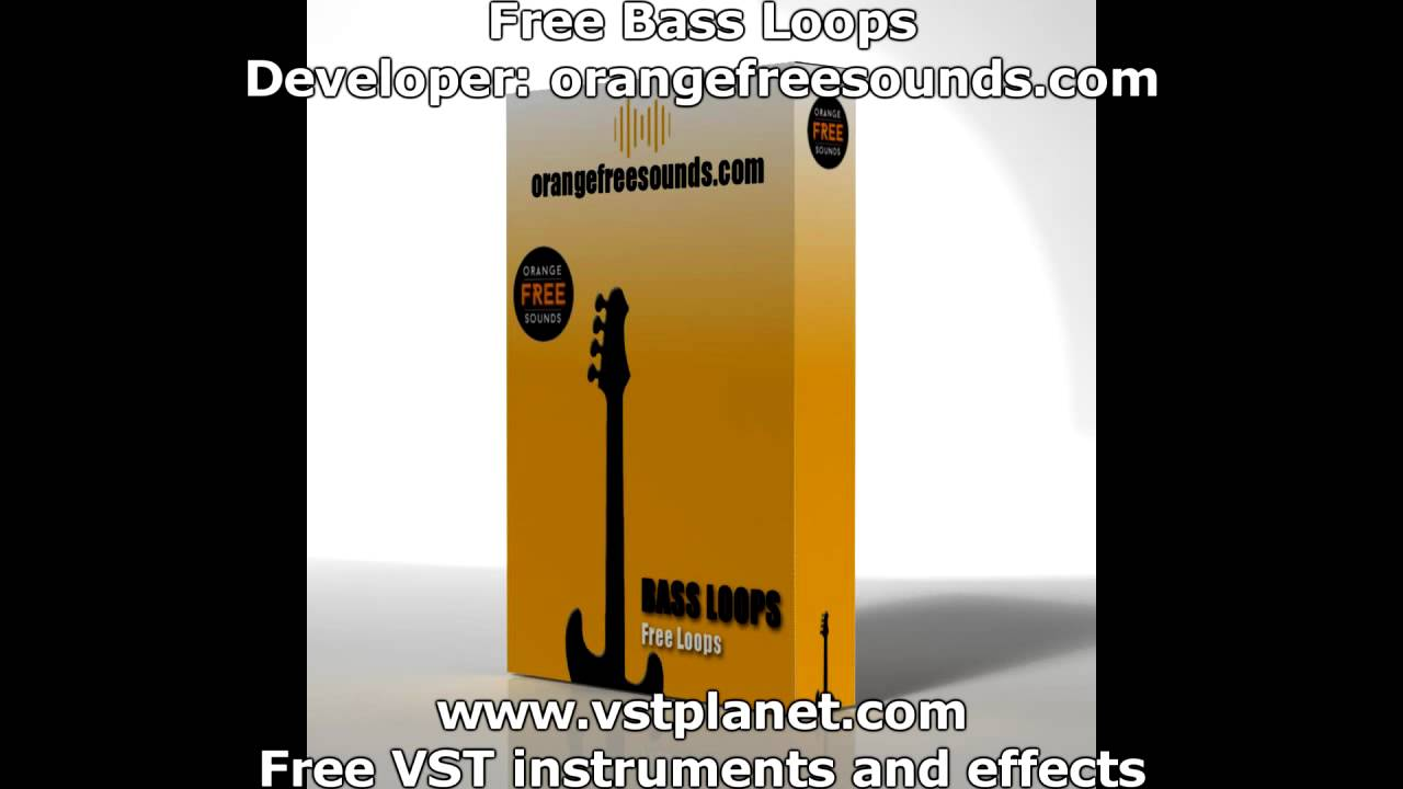 Free Bass Loops (not vst) - Sound Pack - vstplanet com