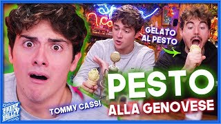 Test del PESTO alla GENOVESE! [ft. Tommycassi]