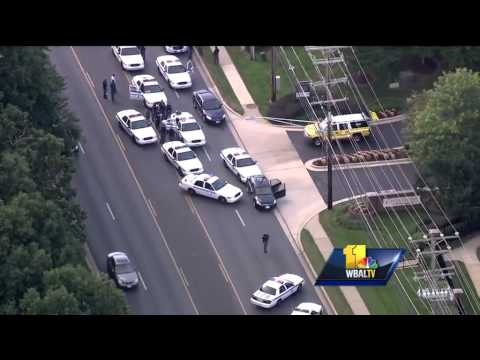 Man Arrested After Police Pursuit In Randallstown