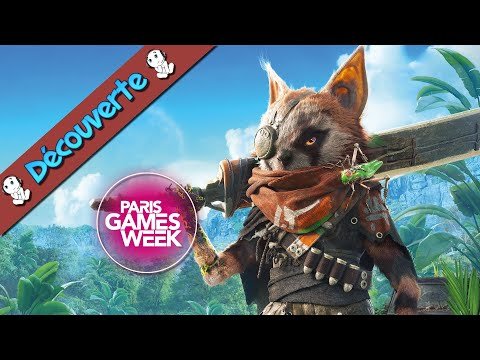 10 Minutes of BioMutant Gameplay - PGW2019
