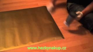 Návod na lepení samolepící fólii (renováce nábytku, dveří) velkoobchod