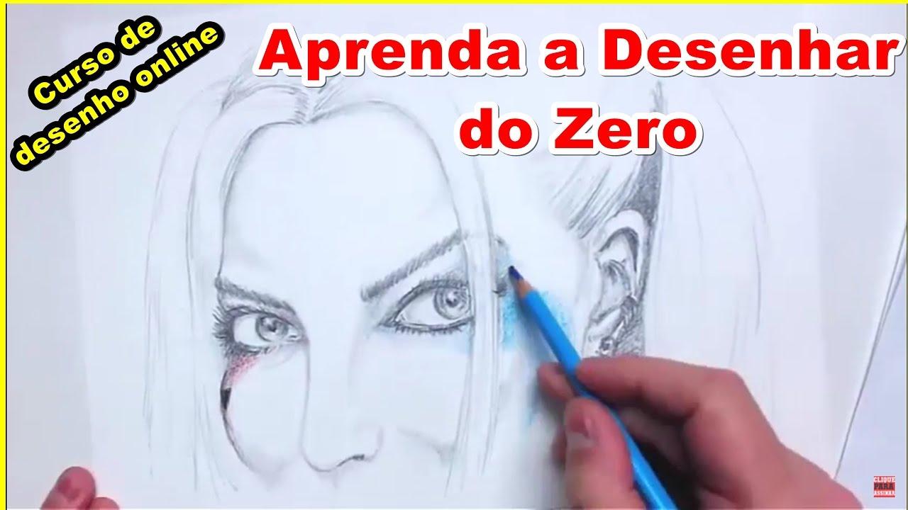 Como Aprender a Desenhar - Aprendendo a desenhar do zero