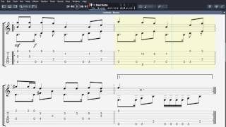 [Guitar Tablature] Lambada - Kaoma