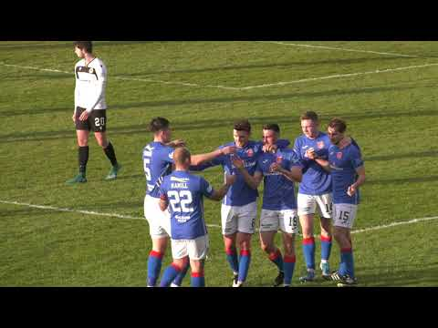 Stranraer Edinburgh City Goals And Highlights