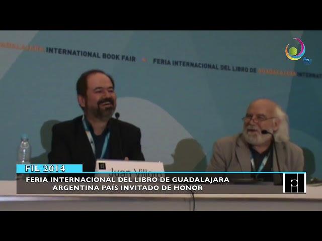 México y Argentina  Identidad Literaria en Transición  Juan Villoro y Juan Sasturain