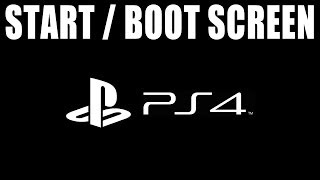 PlayStation 4 Start-Up: All PlayStation Boot Up Loading Screens (PS1, PS2, PS3, PS4)