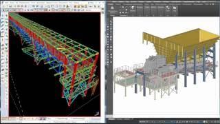Tekla Structures VS Advanse Steel. Часть 5. Выводы