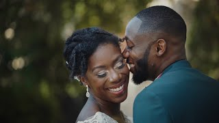 Shirley & Kweku | Wedding Highlights | Forte da Cruze