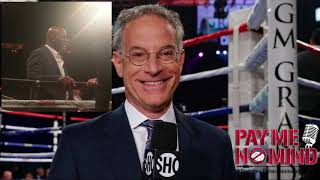 Intl Boxing HoF'er Steve Farhood talking Hurd, Broner, Shields & more at WBC World Inv