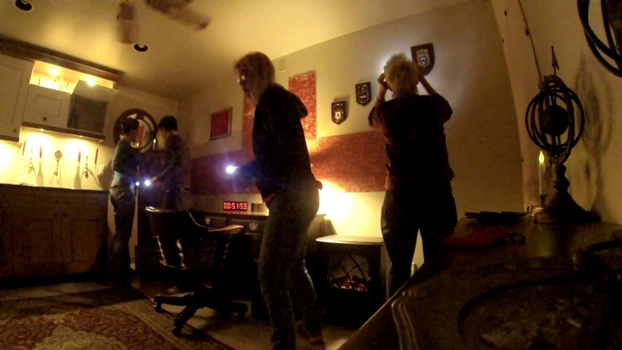 Escape Room Tucson Dav Vinci\'s Office Escape Room - YouTube