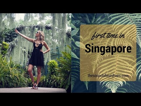 First time in Singapore