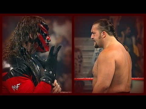 Kane Stops X-Pac From Wrestling The Big Show?! 6/14/99