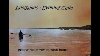 Deep Trippy Tech Trance Mix - LeeJames - Evening Calm