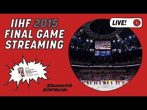 Historic #IIHFWorlds Finals: Canada vs. Russia 2015 - 동영상