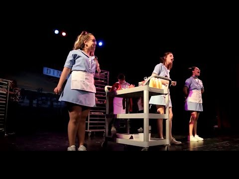 Opening Up - Waitress Livin' Broadway 2018