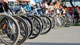 Спорт.Одесса.Велоспорт.Более 3500 тыс.участников(2015)