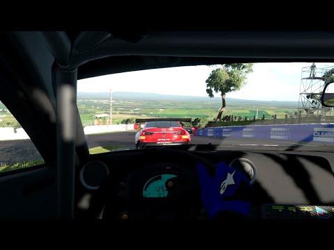Gran Turismo Sport: Bathurst Gameplay (Cockpit View Replay) - E3 2017