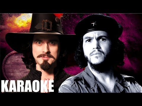 (KARAOKE) Guy Fawkes vs Che Guevara – Epic Rap Battles of History