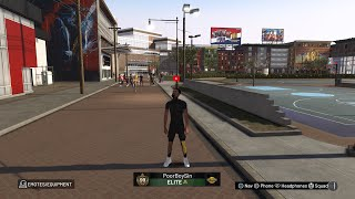 THIS IS WHY I AM THE #1 PARK PLAYER OF NBA2K! ISOLATION TAKES MORE SKILL THAN DEX!