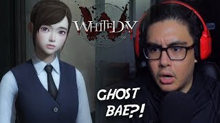 WHEN YOU'RE TRYING TO IMPRESS YOUR CRUSH BUT YOUR SCHOOL IS HAUNTED | White Day (Scary Korean game)