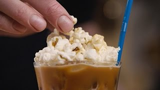 Tastemaker Mocktail Recipe: Popcorn Coffee featuring Ristretto Ardenza