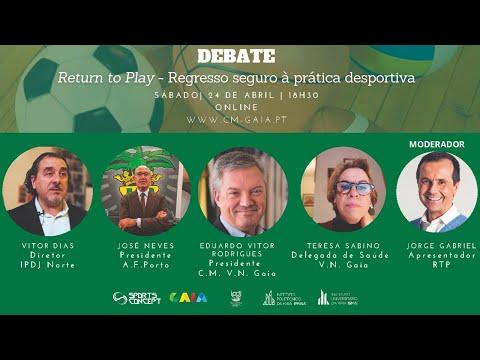 Return to play - Regresso seguro à prática desportiva