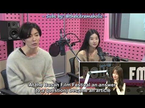 [Eng Sub] Kim Jae-wook And Seo Ye-ji On The Scene With Most NG's