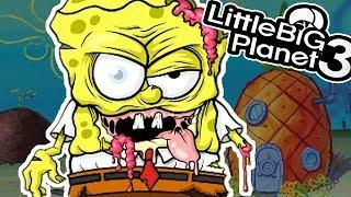 LittleBigPlanet 3 | Evil SpongeBob