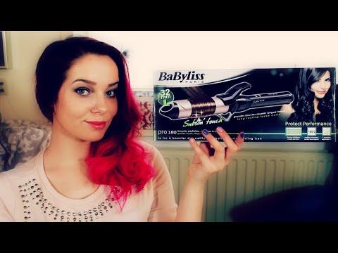 EERSTE INDRUK   Babyliss Sublim Touch Krultang 32mm - YouTube 125ed8d7efe