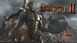 Kingdom Under Fire II (CN) Prologue Siege Gameplay