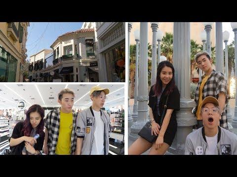 Urth Caffe, Sephora, Lacma, & Grocery Shopping | LA Vlog