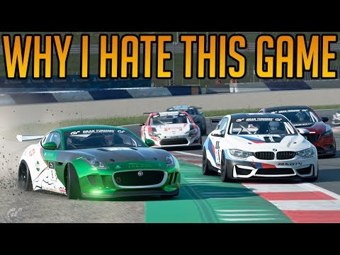 Gran Turismo Sport: Why I Hate Playing This Game