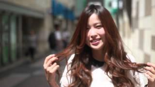 美女暦12年9月号「サロンモデル美女」(助川真里絵)Japanese hair style model 助川まりえ 検索動画 28