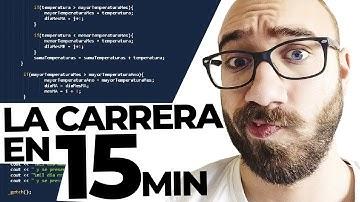 Ingeniería Informática en 15 minutos (o menos)