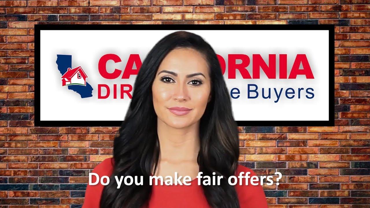 Do you make fair offers?