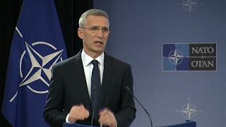 Turkey Rallies Row  NATO SG Stoltenberg asks  all allies to contribute to deescalate tensions