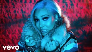 Смотреть клип Lyrica Anderson - Cold Ft. Moneybagg Yo