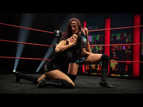 Kay Lee Ray vs Jinny NXT UK Women's Championship WWE NXT UK 21 January 2021