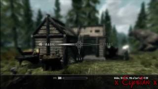 Xbox 360 - Official Skyrim Mods - Ultimate Game-Save