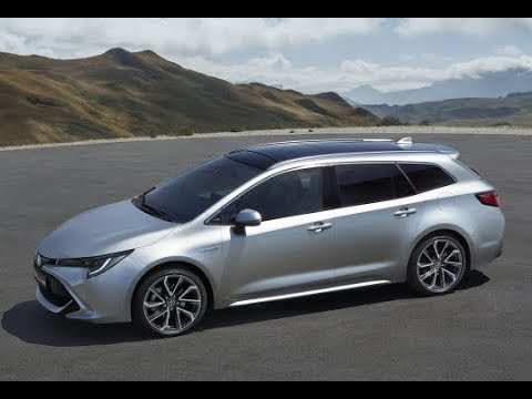 2019 toyota corolla touring sports hybrid estate car. Black Bedroom Furniture Sets. Home Design Ideas