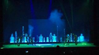 видео Незабываемое представление «Тайна музея снов» в цирке танцующих фонтанов «Аквамарин». Скидка 77%