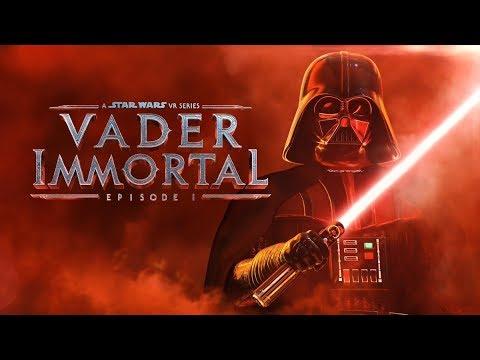 Вейдер Бессмертный A Star Wars VR Series - Эпизод I Официальный Трейлер. (Анг. язык)