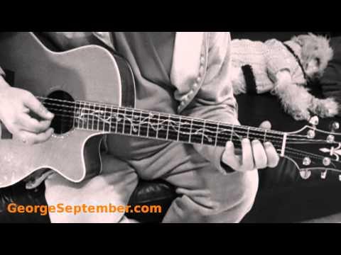 Finger Stretch Exercise for Beginner Guitar